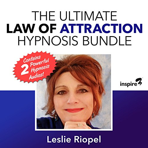 The Ultimate Law of Attraction Hypnosis Bundle audiobook cover art