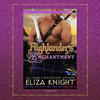 The Highlander's Enchantment cover art