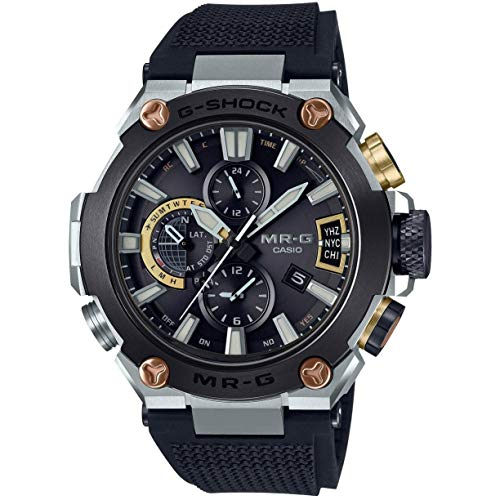 Casio G-Shock MR-G MRG2000R-1A Montre solaire Bluetooth en titane