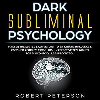 Dark Subliminal Psychology cover art