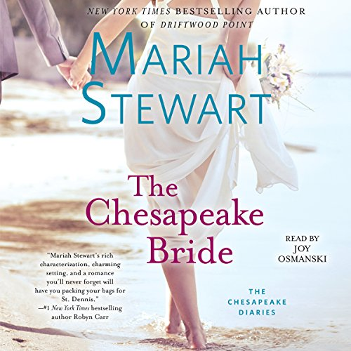 The Chesapeake Bride audiobook cover art
