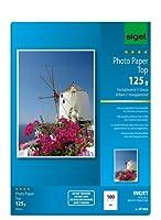 Sigel IP664 インクジェットトップ写真用紙 光沢 84.5ポンド A4 100枚