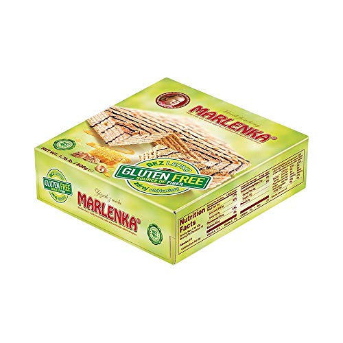 Marlenka Honey Cake with Nuts Gluten-free 800g