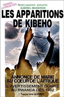 Des apparitions à Kibeho