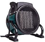 Chauffage électrique 2000W - 3 positions - ventilateur - surface jusqu'à 20m2