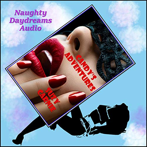 Candy's Adventures audiobook cover art