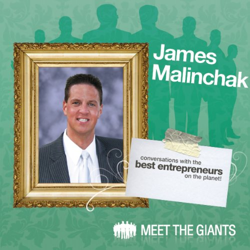 James Malinchak - Building a Multi Million Dollar Speaking Business cover art