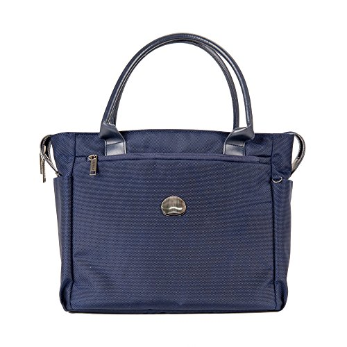 Delsey Luggage Montmartre+ Journee Women's Laptop Travel Tote, Navy, One Size