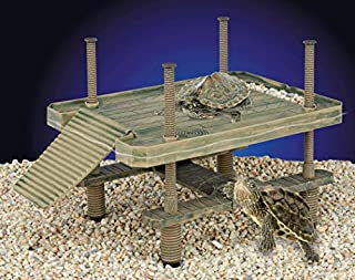 Penn Plax Reptology Life Science Turtle-pier
