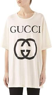 (グッチ) GUCCI レディース トップス Tシャツ GG Interlock Tee [並行輸入品]