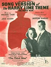 The Zither Melody Song Version of the Harry Lime Theme (The Third Man)