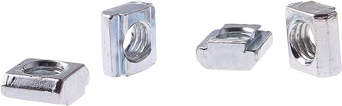 Wnuanjun T Blok Vierkante Noten M3 M4 M5 M6 M8 M10 T-Track Sliding Hamer Moer T Slot Moer Voor 2020 3030 4040 4545 Alumini...