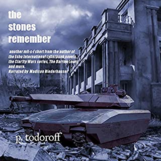 The Stones Remember audiobook cover art