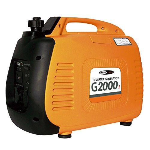 INOVTECH Groupe électrogène Portable Inverter G2000i