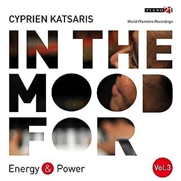 In the Mood for Energy & Power, Vol. 3: C.P.E. Bach, Diabelli, Schubert, Schumann, Liszt, Tchaikovsky, Orff... (Classical Piano Hits)