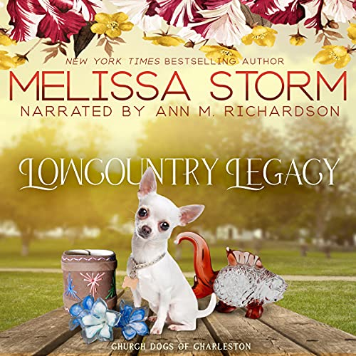 Lowcountry Legacy Audiobook By Melissa Storm cover art