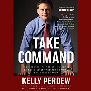 Take Command audiobook cover art
