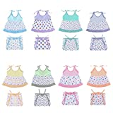 Material Characteristics: Kurtzy baby dress is made of breathable pure cotton and completely reusable. Ensured the stitching on the edges is soft and secured safely. The prints used on the jhabla and nappy are completely toxic-free and safe for infan...