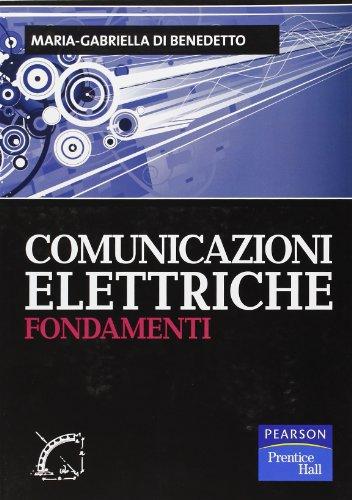 Comunicazioni elettriche. Fondamenti