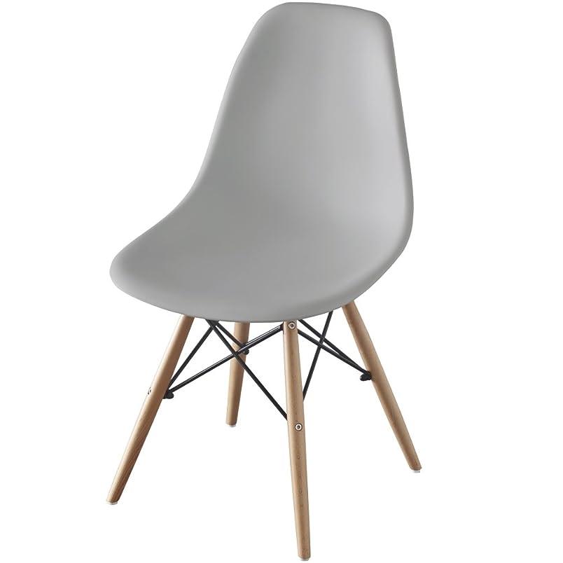 伝染性ドラッグ禁止椅子 イームズチェア デザイナーズ リプロダクト グレー PP-623