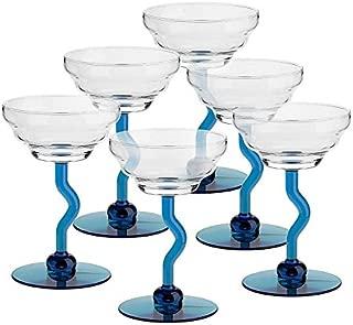 LIGURIA GELATO VERO powered by CRISTALICA copas de vidrio Set 4 copas de helado