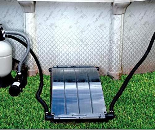 Summer Fun zonnecollector/zonne-absorber voor kleine zwembaden