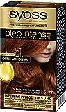 SYOSS Oleo Intense Permanente Öl-Coloration 5-77 Glänzendes Kupferrot, mit pflegendem Öl & ohne...