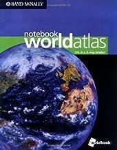 Rand Mcnally Notebook World Atlas