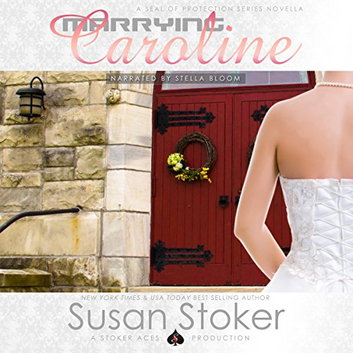 Marrying Caroline audiobook cover art