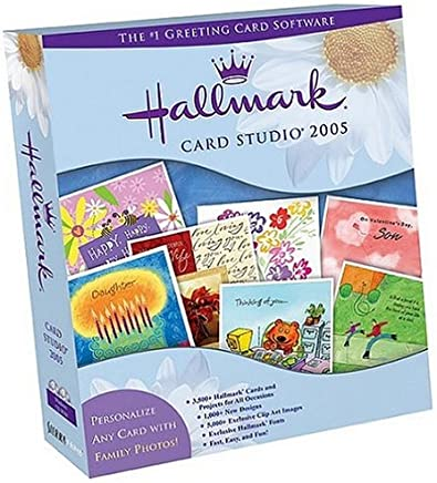 Hallmark Card Studio 2005 Standard