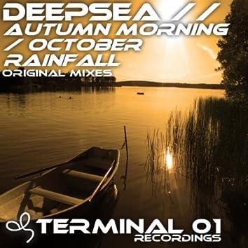 Autumn Morning / October Rainfall