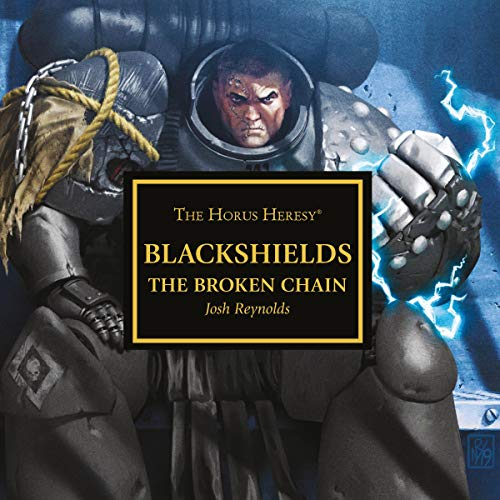 The Broken Chain audiobook cover art