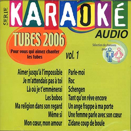 CD Play Back Sony Années 2006 Vol.01