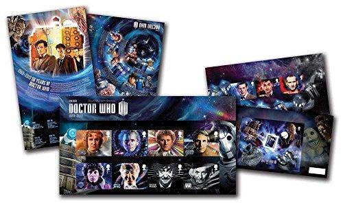 Dr Doctor Who Stempelgeschenkpäckchen
