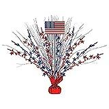 Patriotic Party Spray Centerpiece, 18'