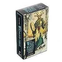 タロットエンジェルテーブルゲームの英語全シリーズ、神の運命のトランプを導くボードゲーム、光の魔女の守護者