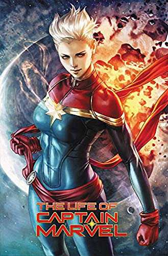 The Life of Captain Marvel (The Life of Captain Marvel, 1)