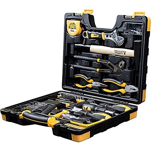 WMC TOOLS Werkzeugkoffer Werkzeug Set...
