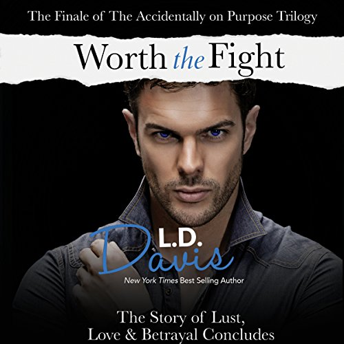 Worth the Fight audiobook cover art