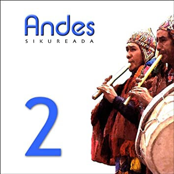 Flutes & Panpipes Of The Andes, Vol.2