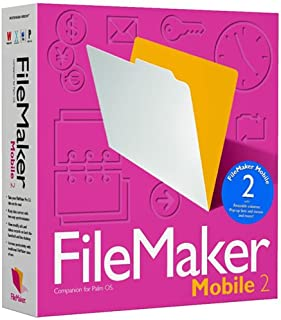 Filemaker Mobile - French