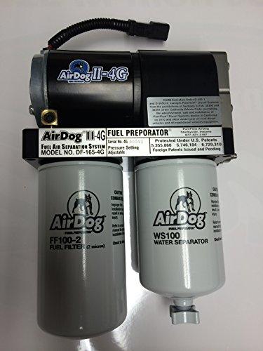 PureFlow AirDog A6SABC409 Airdog Iift pump Df-165-4g 2001-2010 Chevy