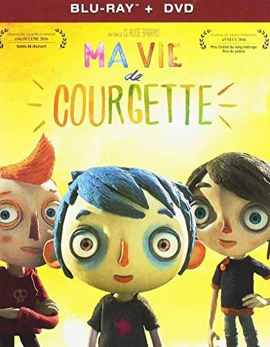 Ma Vie De Courgette (Blu-Ray+Dvd) [Edizione: Francia] [Italia] [Blu-ray]