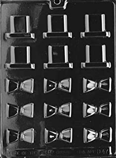 top hat candy mold