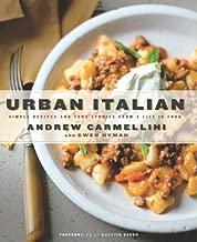Urban Italian by Andrew Carmellini (Oct 21 2008)