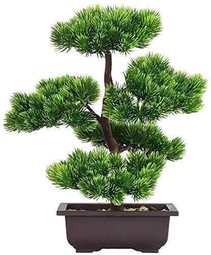 Einfach Künstliche Pflanzen Bonsai Gefälschte Pflanze Kiefer Schreibtisch Display Simulation Gefälschte Baum Ornamente Künstliche Haus Pflanzen Wohnzimmer Garten Dekoration Party Decor Künstliche Baum