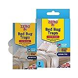 Zero In Bettwanzenfalle, 3 Packungen (Dauert bis zu 60 Tage, Vergifungsfrei) -