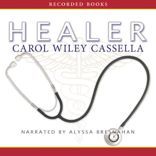 Healer audiobook cover art