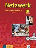 Netzwerk a1, libro del alumno + 2 cd: Kursbuch A1 mit 2 Audio-CDs: Vol. 1...