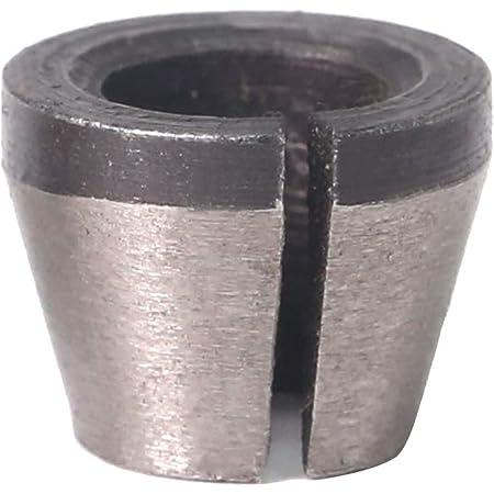6 mm//8 mm//6,35 mm 1 testa di mandrino di colletto adattatore pinza di serraggio ad alta incisione accessori per trapano macchina di incisione